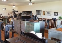 Spindletop-Gladys City Boomtown Museum in Beaumont Texas USA